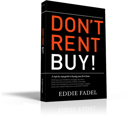 Don´t Rent Buy, book Cover